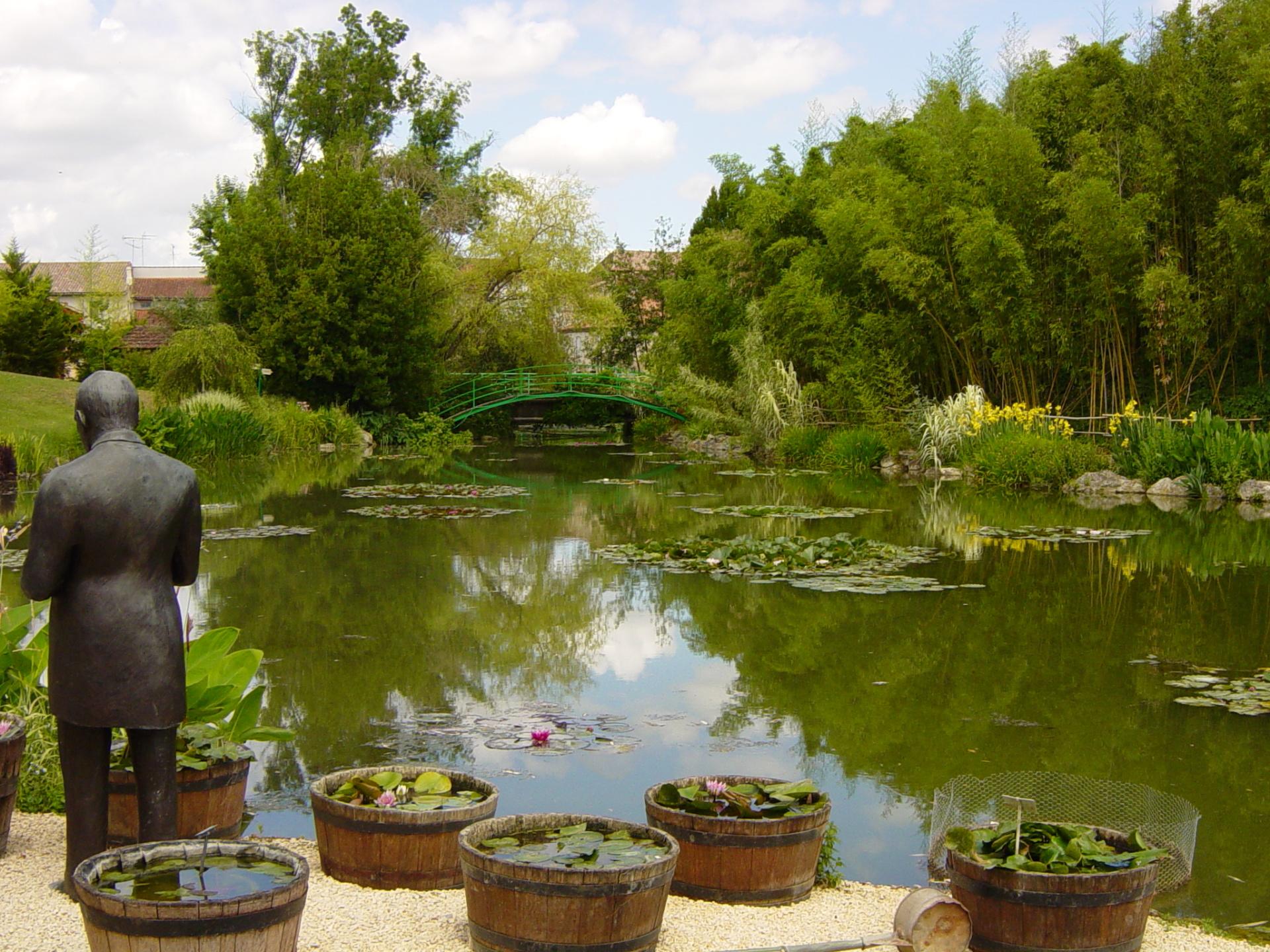 Latour Marliac Gardens