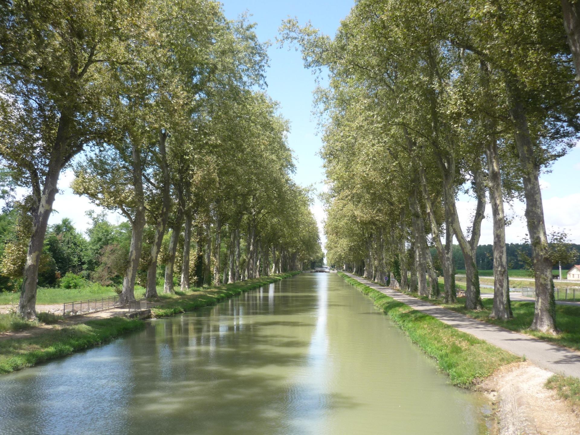 Canal Entre Deux Mers