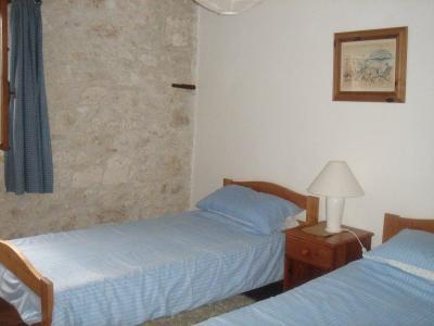Levant Twin Bedroom