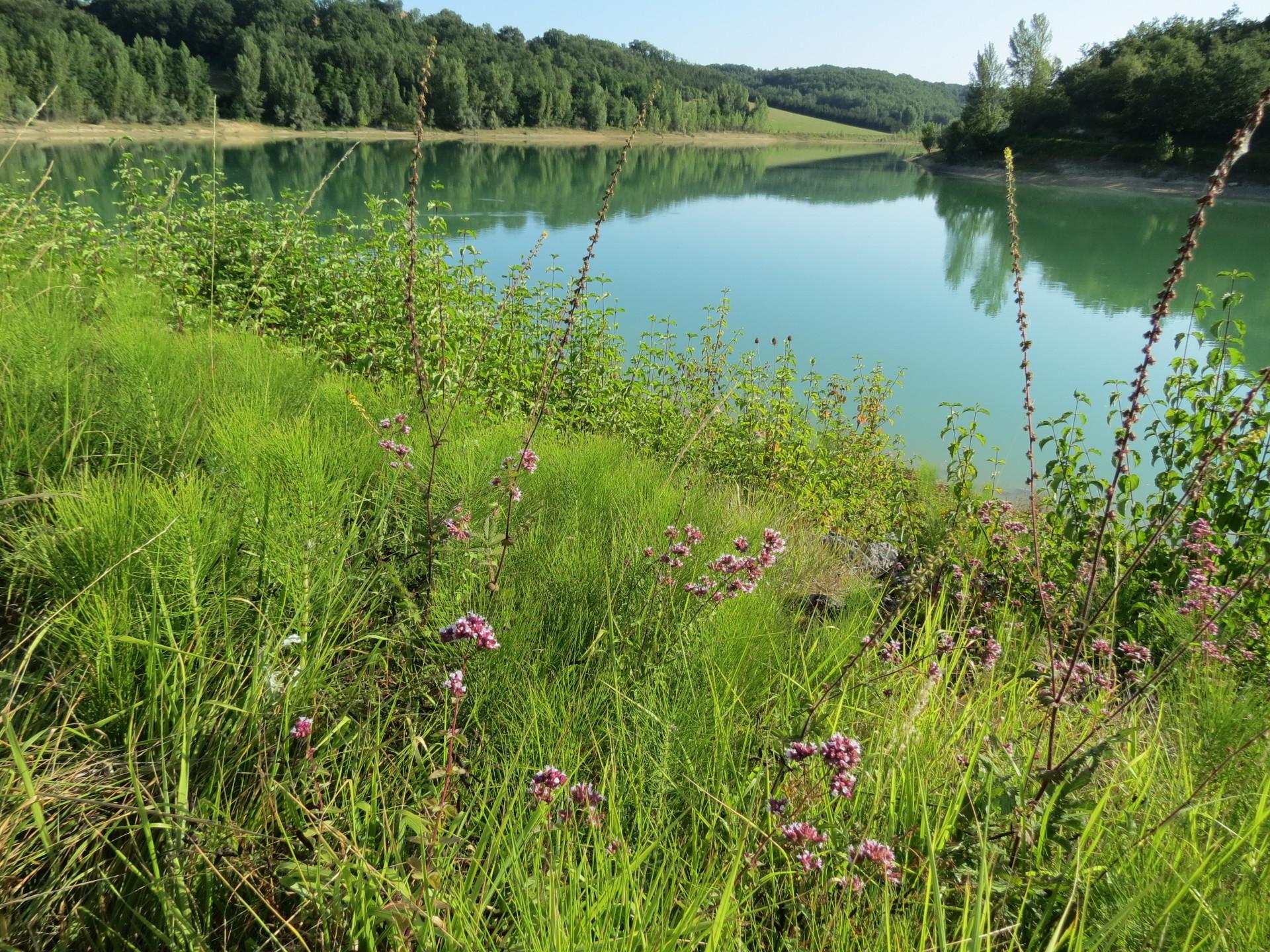 Gandaille lake