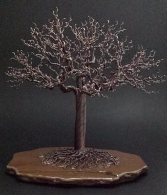 9 inch copper Live Oak $295