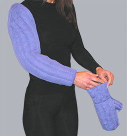 Night Garments for Lymphedema