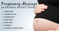 Pregnancy and Massage Therapy