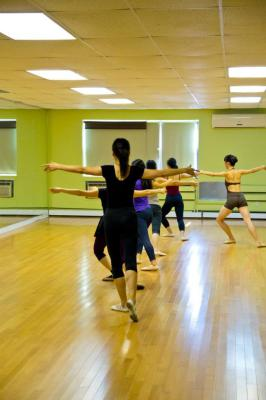 Adult intermediate Ballet Conditioning