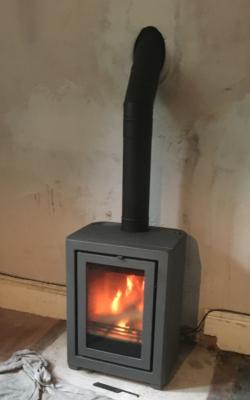 Contura stove