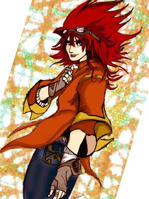 original character,