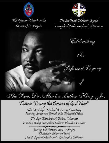 MLK Day Celebration: Los Angeles, CA