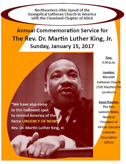 MLK Day Celebration: Cleveland, OH
