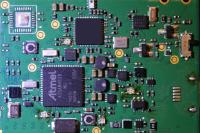 UWB radio sensor PCB Decawave