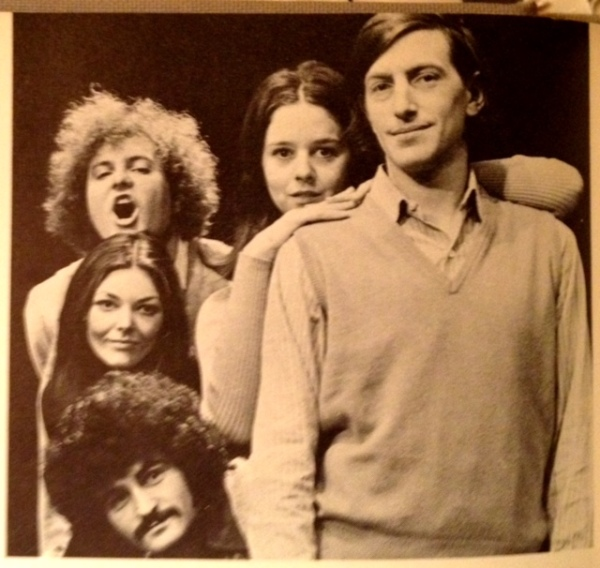 The Proposition '69-'71 Original off-Broadway cast