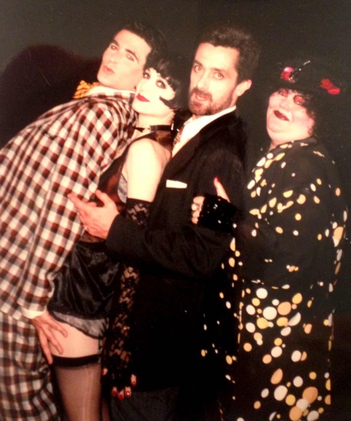 Cabaret Verboten '91