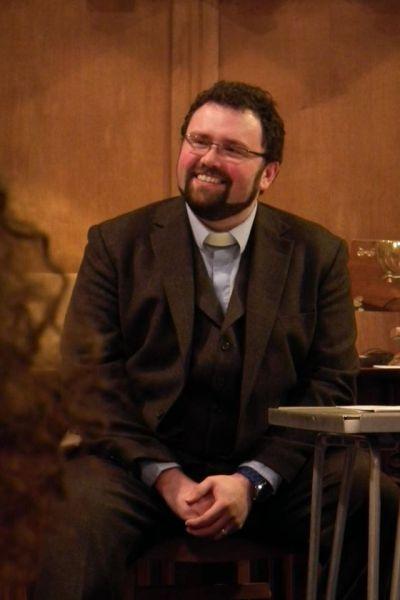 Rev. Dan Harper