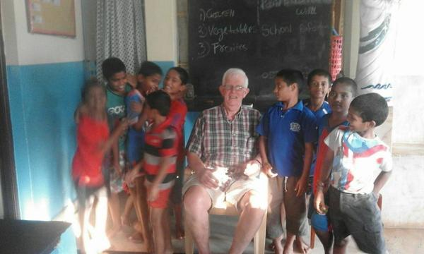 John and the Children of the Orphanage