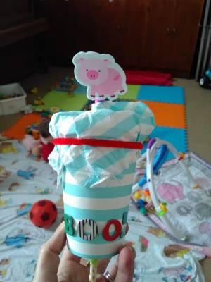 Peekaboo Puppets