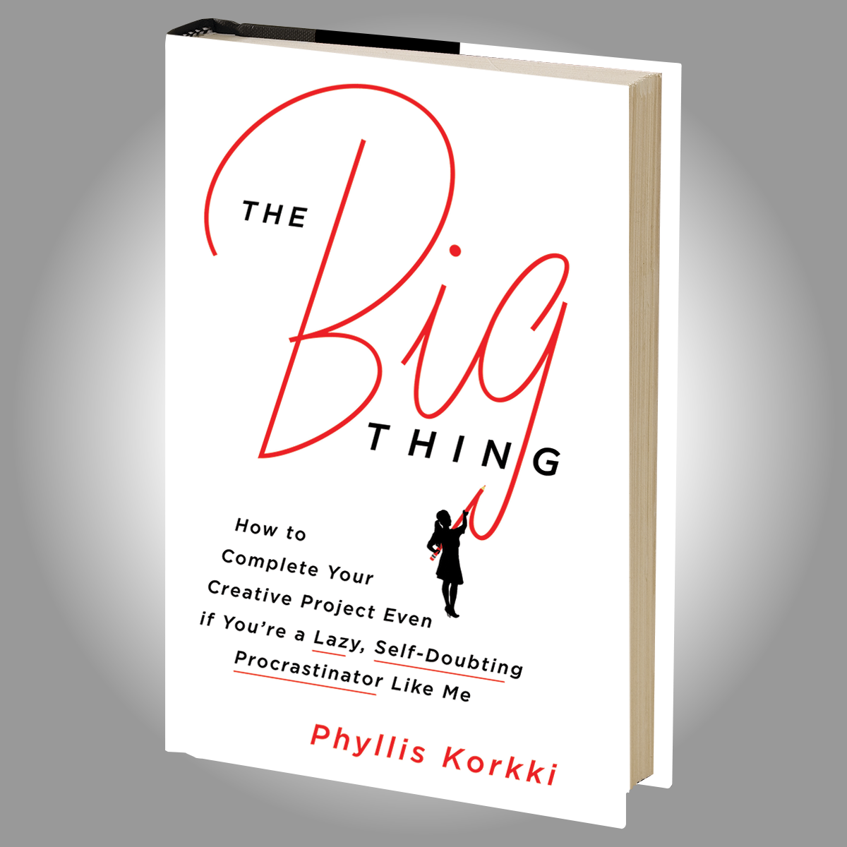 The Big Thing: An Interview With Phyllis Korkki