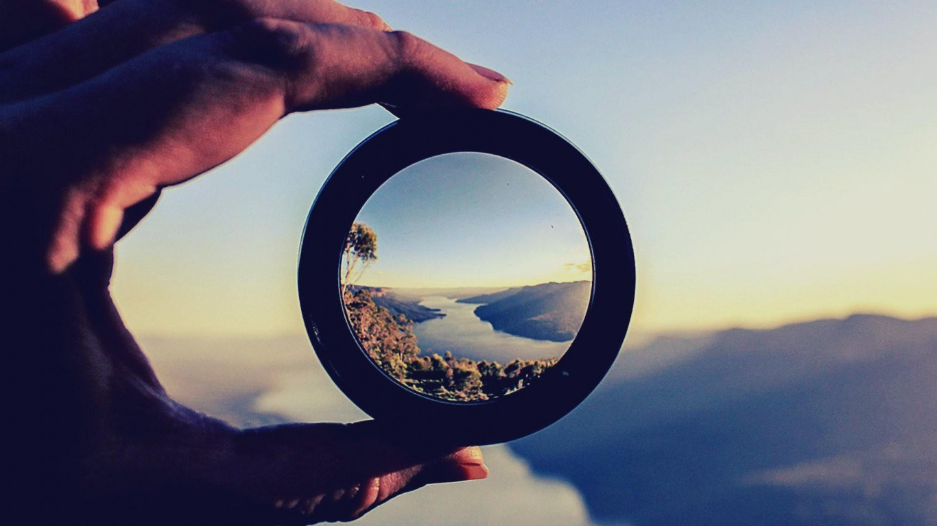 PRAYER PAUSE: Perspective
