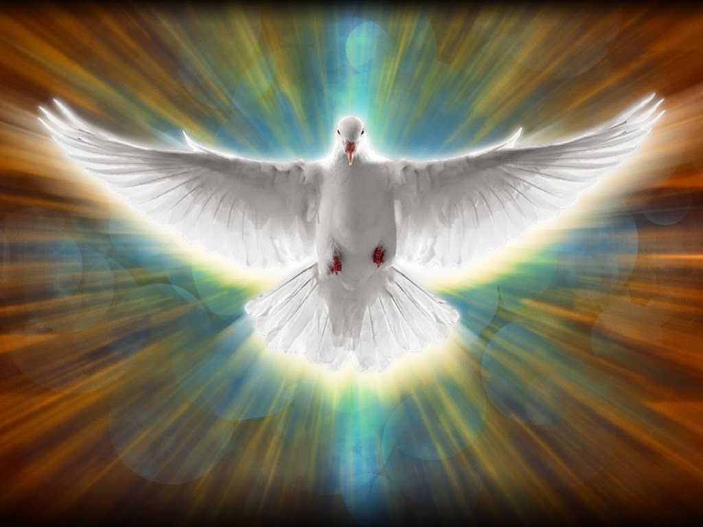 PRAYER PAUSE: Holy Spirit