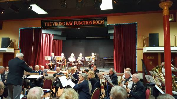 Viennese Style Evening October 9th 2016 Broadstairs Pavilion