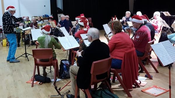 Christmas Concert December 15th 2017