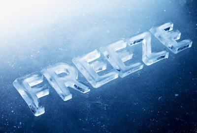 Everybody.... Freeze!!!!