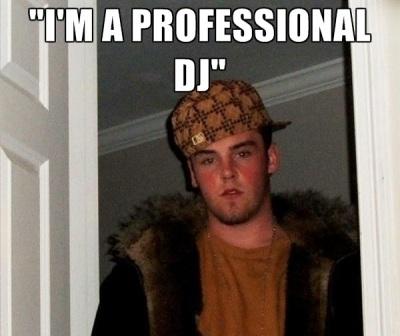 I'm A Professional DJ! www.tuxcatevents.com