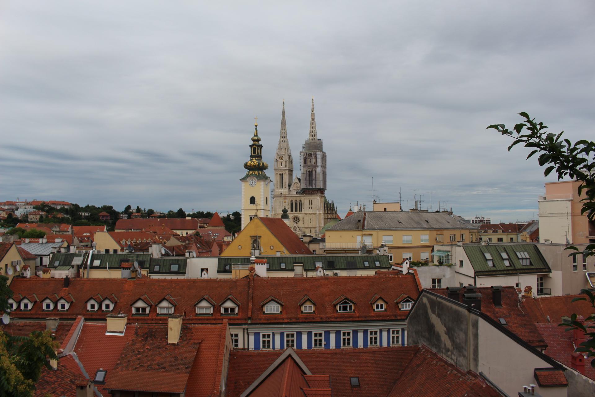 The City of Zagreb