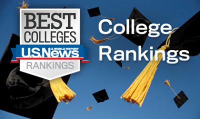 US News Best College Rankings