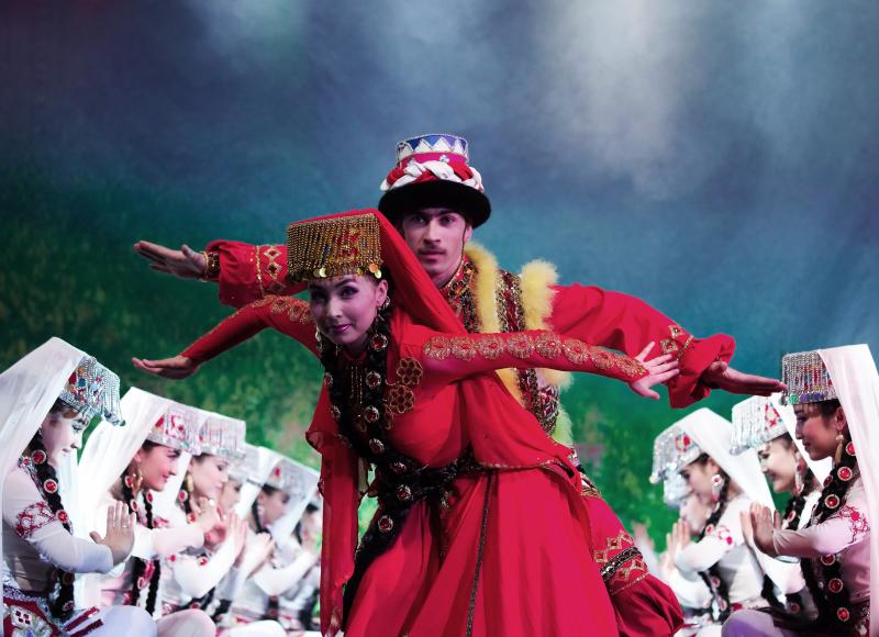 Remarkable Silk Road Summer Camp