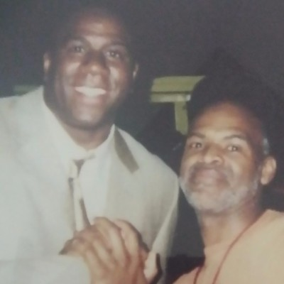 Magic and Kenneth
