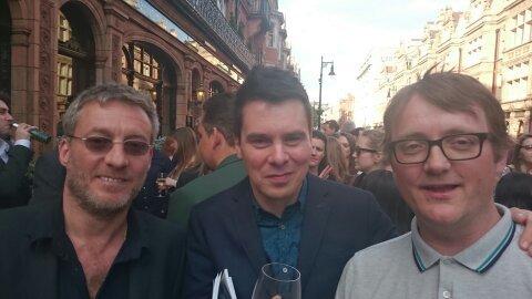 Othman, Roberto and Martin!