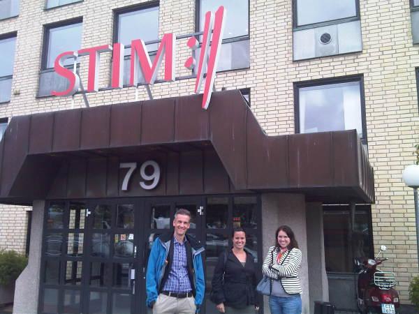 Visiting STIM