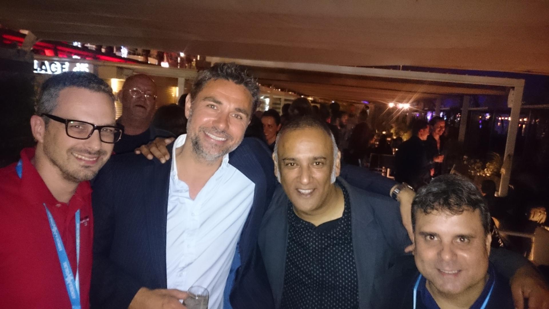 Bas / Aram / Luis (BMG reunion!!)