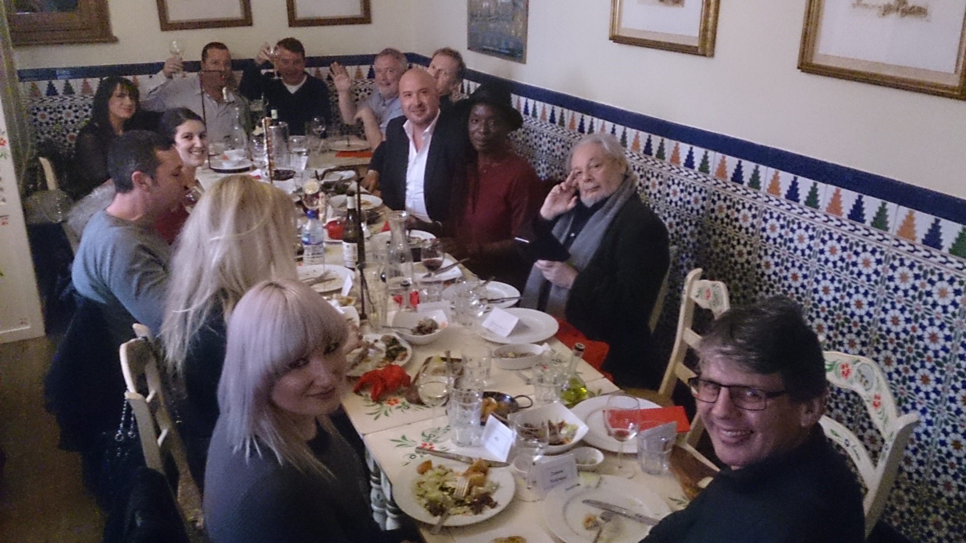 Music Moguls Lunch March 2017