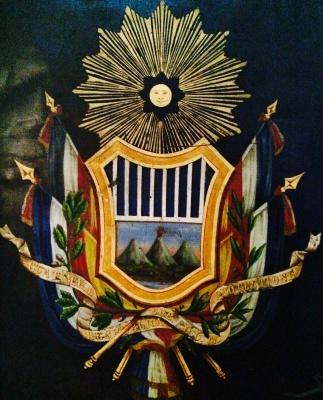 Escudo conservador de Guatemala