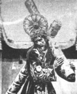 Jesús de la Merced en 1898. Fotografía de Wikimedia Commons.