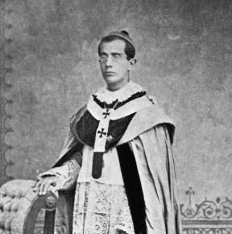 19 de marzo de 1897: retorno del arzobispo Ricardo Casanova y Estrada del exilio