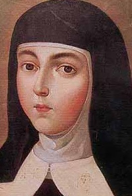 15 de abril de 1784: nace la madre María Teresa