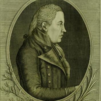 Retrato de José Alejandro de Aycinena, impreso por la Universidad de San Carlos, via Wikimedia Commo