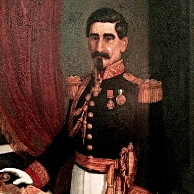 April 26, 1849: José Víctor Zavala support Rafael Carrera's return to power in Guatemala
