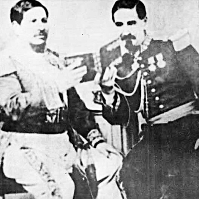 Capitán General Carrera y Mariscal Zavala