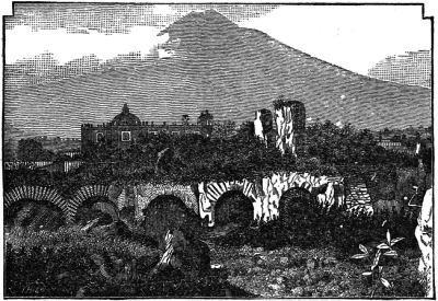 11 de junio de 1773: se inician los sismos en Santiago de los Caballeros de Guatemala