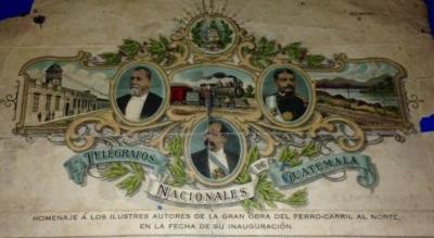 Los presidentes liberales relacionados con la construcción del Ferrocarril del Norte.