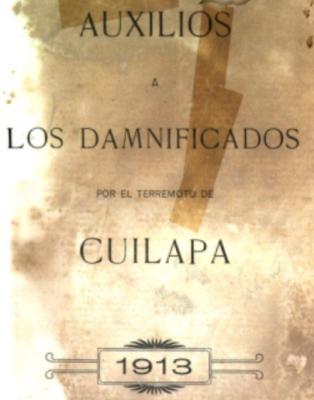 8 de marzo de 1913: fuerte terremoto destruye Cuilapa en Santa Rosa