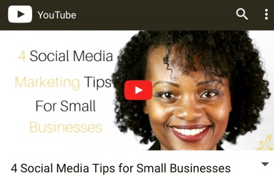 Social Media Marketing Tips for Small Businesses