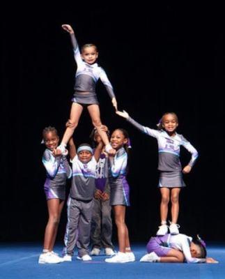 Team Blast Pyramid