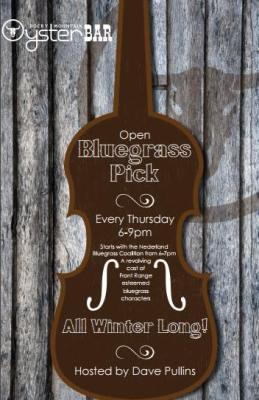 Open Bluegrass Pick