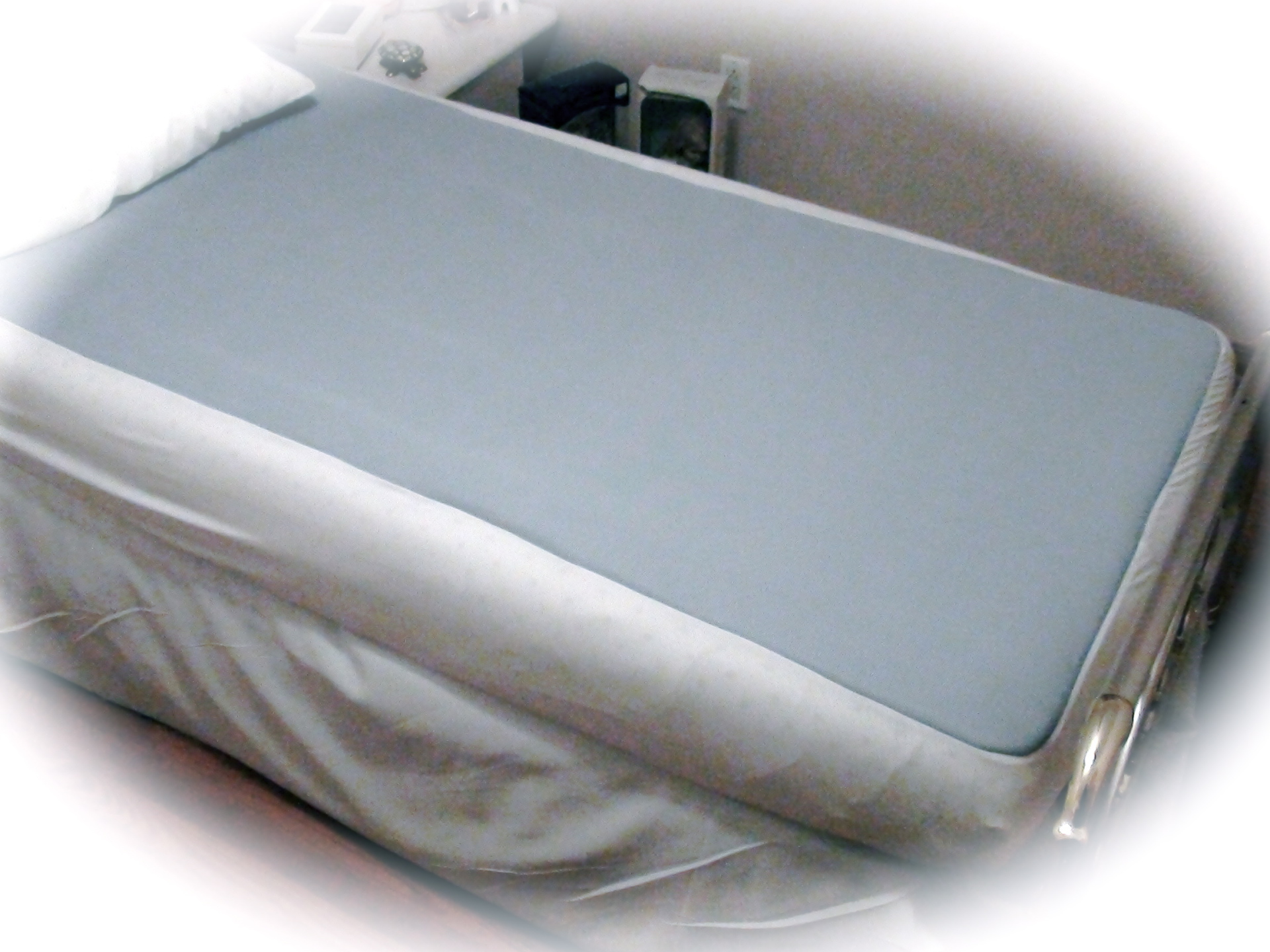 PCRP Full Mattress Pad Contour/Fitted