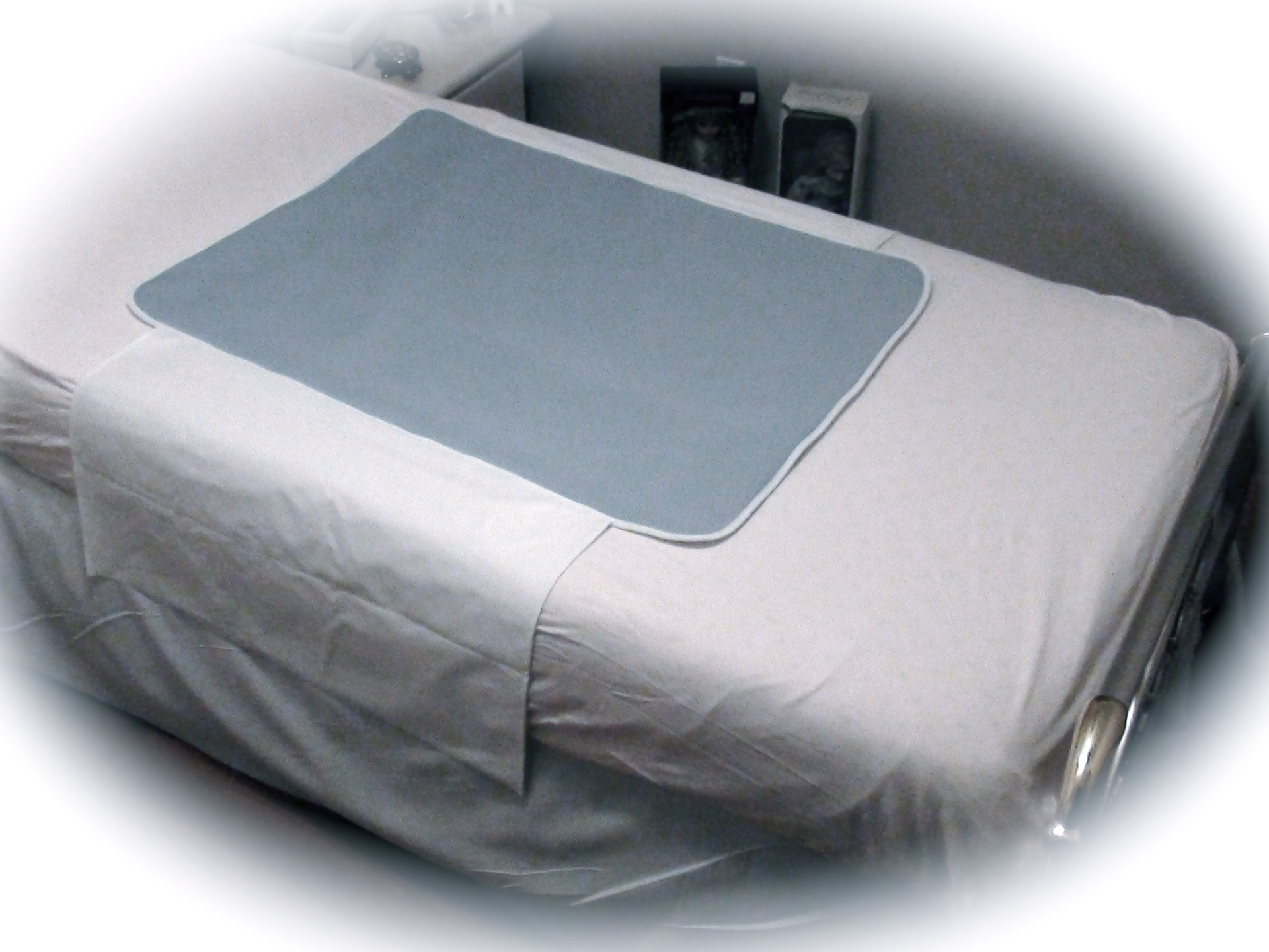 PCRP Regular Bed Pad with Wings