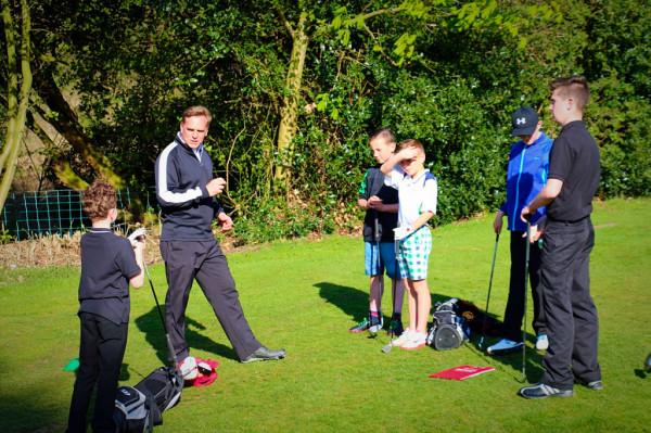 Macclesfield Golf Club Juniors