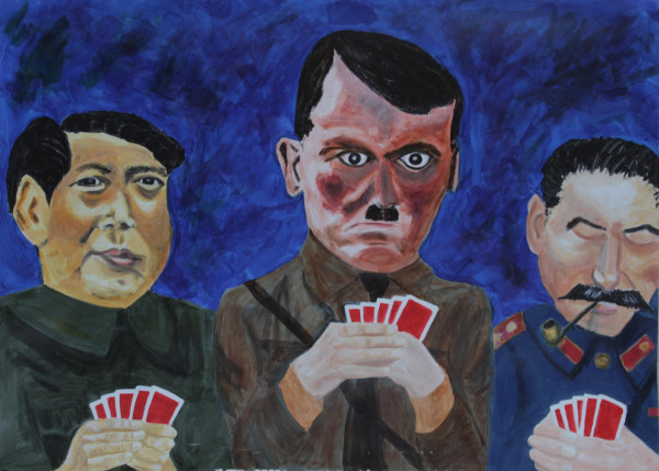 Dictator Poker